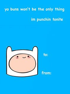 mhmm ;-) Valentine Day Cards, Valentines, What Time Is, Adventure Time, Lol, Graphic Design, Funny, Fandom, Cake