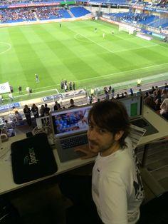 "Croatia Football Performance Analyst Nicolas Jover ""Ready to Code"""