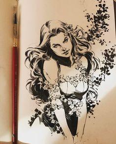 Poison Ivy by Siya Oum