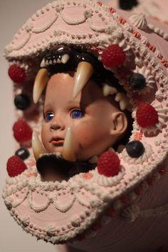 """Scott Hove's """"Cake"""""""