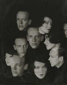 Fred And Adele Astaire, their many faces