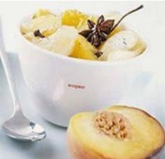 Receta Compota de melocotones y nectarinas con especias, nuestra receta Compota…
