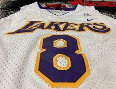 Nike Vintage 90's Los Angeles Lakers Kobe Bryant Nba Jersey Nike | Grailed Vintage Basketball Jerseys, Lakers Kobe Bryant, Los Angeles Lakers, Vintage Nike, Nike Tops, Shopping, Fashion, Moda, Fashion Styles