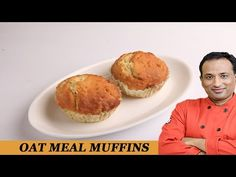 Quick & Easy Oatmeal Muffins with Philips Air Fryer by Vahchef - YouTube