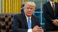 Trump declares his inauguration day a 'National Day of Patriotic Devotion' This asshole demands that the citizens of the United States worship him on every anniversary of his inaugural. SMH.