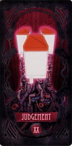 Evangelion - XX – Judgement – The Magi by Gainax *