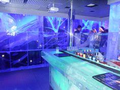 London Ice Bar (great London travel tips)