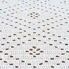 Ravelry: Helminauha-matto pattern by Silja Palviainen