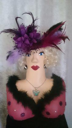 """Art Kunst Frauen Skulptur """"Gräfin Florentine"""" http://de.dawanda.com/shop/lano1811  woman sculpture"""