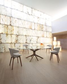 Roche Bobois | MANGROVE Dining Table | Designed By Marco Fumagalli