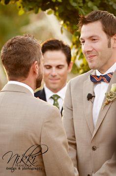 INSPIRATIONAL: Wedding Photos. #Wedding #GayWedding #EqualLove #MarriageEquality #Gay #SameLove #SameSex