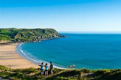 The cliffs of la Hague - M. Lerouge/PAT Cotentin