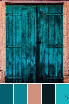 ZJ Colour Palette 460 #colourpalette #colourinspiration