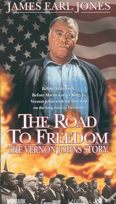 The Vernon Johns Story (1994) TV Movie - 100 min - Biography | Drama - 15 January 1994 (USA)