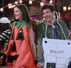 Where do you think I could find this pumpkin Halloween costume? Is there a HIMYM store?