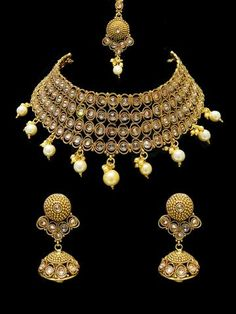 ece7ed8b72881 8 Best Rani Padmavati Jewelry images in 2018 | Jewelry collection ...