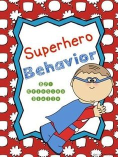 This file contains individual behavior charts for students. They can be used for general behavior, stations, or a weekly way to earn prizes.They need to be printed on card stock and laminated before use. I would love to hear the ways you use them! Superhero Behavior Chart, Behavior Chart Printable, Student Behavior, Behavior Charts, Individual Behavior Chart, Class Incentives, School Forms, Substitute Teacher, Social Thinking