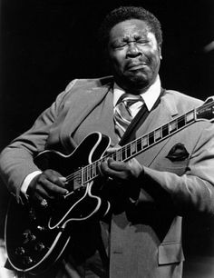 The Thrill is Gone-The Rock and Roll Hall of Fame Inductees, 1986 - 2011 Pictures - Rock and Roll Hall of Fame 1987: B.B. King | Rolling Stone
