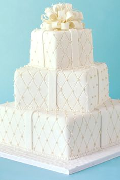 How Much Does A Wedding Cake Cost From Carlo