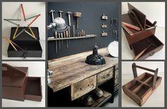 4 juin 2016 Quand on veut bricoler, il faut s'équiper En bois ou en métal, la boite à outils est indispensable. http://www.allonschiner-enligne.fr/17-atelier