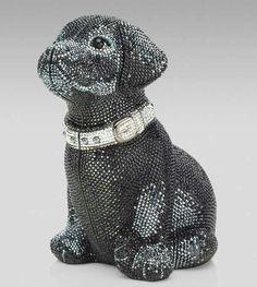 Judith Lieber puppy Wow