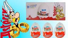 Niespodzianka dla dzieci - YouTubeOtwieram 3 jajka z serii Asterix i Obelix kolekcja z 2009 roku. W środku znajduje się 3 jajka. Ja badzo lubie oglądac filmiki z Asterix i Obelix. A ty lubiesz oglądac Asterixa i Obelixa, odpowiedż w komentarzu. Kinder Niespodzianka znany takze jako Jajko kinder niespodzianka Niespodzianka kinder Jajko niespodzianka Kinder Joy