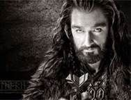 Thorin Oakenshield from The Hobbit!  Hottest Dwarf ever!! lol