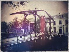 Bridge in Schiedam. photo : Jeroen Figee 2013
