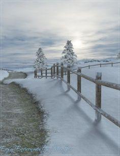 Easy Environments Winter  http://www.daz3d.com/environments-props/landscapes?p=2