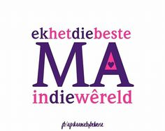 Boss Wallpaper, Mothers Day Quotes, Atari Logo, Quote Of The Day, Logos, School, Afrikaans, Girl Boss, Logo