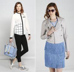 Silvian Heach Clothing, shoes, handbags, sandals for Women's Fashion Spring Summer by Silvian Heach-