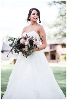 Summer Bouquets with strong colour palettes are a win! Lakeside Wedding, Island Weddings, Colour Palettes, Bouquets, Strong, Wedding Dresses, Summer, Color, Fashion