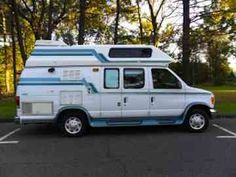 Used Camper Van | Home Sweet Home in an RV | Living Off the Grid: Free Yourself