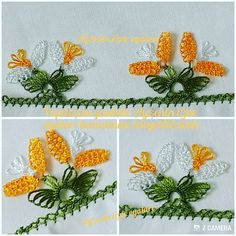 Lace Making, Wool Applique, Cactus Plants, Tatting, Diy And Crafts, Embroidery, Crochet, How To Make, Hardanger