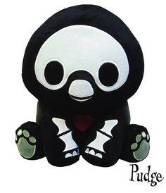 Wallet Kit Houndstooth New Toys Doll Licensed skel-lf-07 Skelanimals