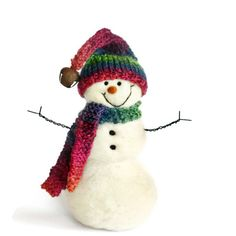 Snowman. I need a hug. From u