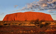 Uluru-Kata Tjuta National Park is the site of an ancient Aboriginal creation story and is said to be inhabited by ancestor spirits. (Neale Cousland / Dreamstime.com) From: Beautiful Sacred Places Around the World.