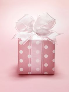 Pink present.#Repin By:Pinterest++ for iPad#