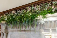 Country House Wedding Venues, London Bride, Beautiful Table Settings, Ferns, Wedding Flowers, Wedding Inspiration, Plants, Image, Design