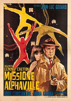 Movie Poster of the Week: Godard in Italian on Notebook   MUBI