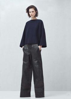 Premium - top lã   MANGO