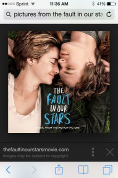 Cover of fault in our stars