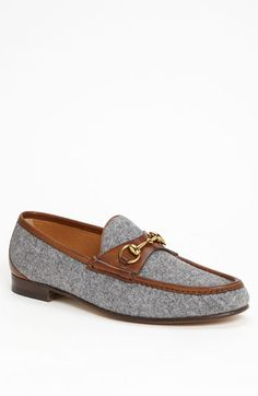 Gucci 'Hannover' Loafer available at Nordstrom I want I need!