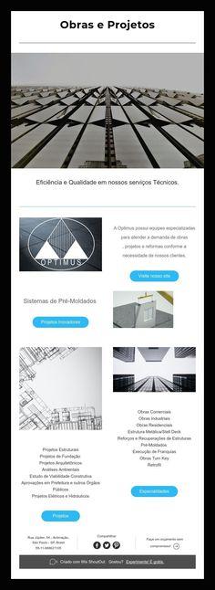 Obras e Projetos