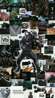 Marvel Avengers, Marvel Dc Comics, Marvel Heroes, Black Panther Art, Black Panther Marvel, Marvel Universe, Aesthetic Wallpapers, Dope Wallpapers, Captain America Tattoo