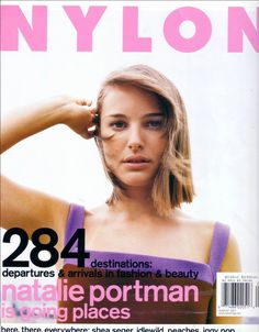 Natalie Portman, August 2001. Easily the most beautiful woman ive ever seen!