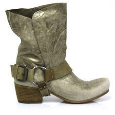 Vic Matie Metallic Cowboy Boots