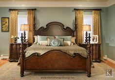 Bedrooms 1 International Interior Design Firm Greensboro