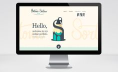 Antonio Sortino (Logo, Business Card and CV/Resume) by Antonio Sortino, via Behance