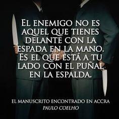 El enemigo no es ...